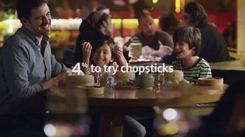 Capital One Savor Card TV Spot, 'Brothers and Sisters' Song by Sister Sledge - Thumbnail 4