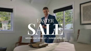 JoS. A. Bank Easter Sale TV Spot, 'Get Dressed for Easter' - Thumbnail 1