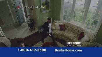 Brinks Home Security TV Spot, 'Buster: Save on Your Home Security System' - Thumbnail 6
