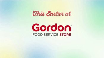 Gordon Food Service Store TV Spot, 'Put a Little Spring in Your Meal Prep' - Thumbnail 1