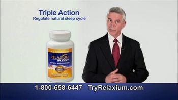 Relaxium Sleep TV Spot, 'Deep Sleep'