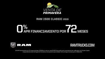 Ram Trucks Venta de Primavera TV Spot, 'Tecnología' [Spanish] [T2] - Thumbnail 7