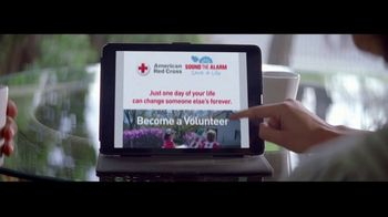 American Red Cross TV Spot, 'Sound the Alarm' - Thumbnail 6