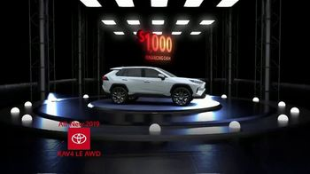 Toyota The Big One Sales Event TV Spot, 'Tip of the Iceberg' [T2] - Thumbnail 1