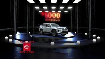 Toyota The Big One Sales Event TV Spot, 'Tip of the Iceberg' [T2] - Thumbnail 2