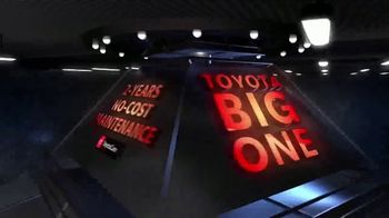 Toyota The Big One Sales Event TV Spot, 'Tip of the Iceberg' [T2] - Thumbnail 6