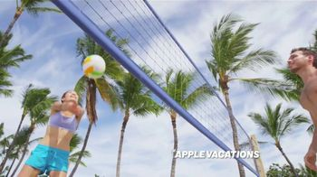Apple Vacations TV Spot, 'Summer Fun: RIU Hotels & Resorts'