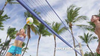 Apple Vacations TV Spot, 'Summer Fun: Iberostar' - Thumbnail 3