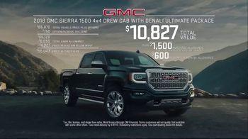 GMC TV Spot, 'Rule of Three: Trucks' [T2] - Thumbnail 10
