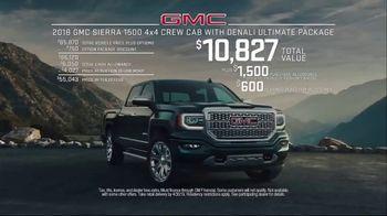 GMC TV Spot, 'Rule of Three: Trucks' [T2] - Thumbnail 7