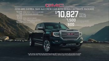 GMC TV Spot, 'Rule of Three: Trucks' [T2] - Thumbnail 8
