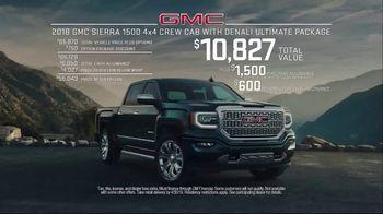GMC TV Spot, 'Rule of Three: Trucks' [T2] - Thumbnail 9