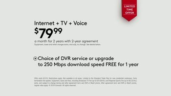 XFINITY Internet TV Spot, 'Take Control: DVR or Speed Upgrade' Featuring Amy Poehler - Thumbnail 6