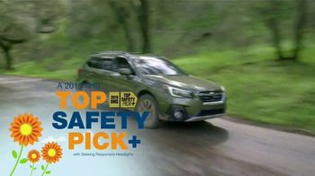 Subaru Love Spring Event TV Spot, 'Great Deal: 2019 Outback' [T2] - Thumbnail 10