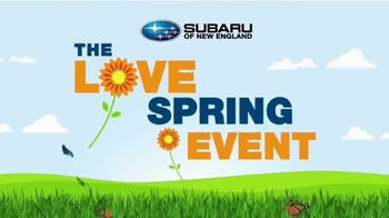 Subaru Love Spring Event TV Spot, 'Great Deal: 2019 Outback' [T2] - Thumbnail 5