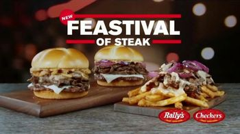 Checkers & Rally's TV Spot, 'Feastival of Steak: $2.49' - Thumbnail 7