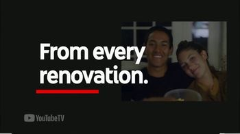 YouTube TV TV Spot, 'Watch Live TV' - Thumbnail 2