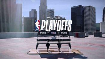 NBA on TNT VR App TV Spot, 'Courtside Anywhere' - Thumbnail 9