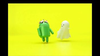 Snapchat TV Spot, 'To Android. Love, Snapchat.'