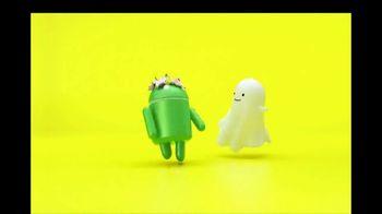 Snapchat TV Spot, 'To Android. Love, Snapchat.' - Thumbnail 3