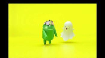 Snapchat TV Spot, 'To Android. Love, Snapchat.' - Thumbnail 4