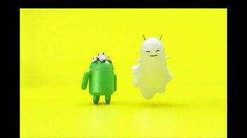 Snapchat TV Spot, 'To Android. Love, Snapchat.' - Thumbnail 6