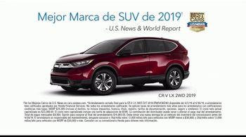 Honda Evento de Primavera el Garaje de Tus Sueños TV Spot, 'EMT Tuition' [Spanish] [T2] - Thumbnail 8