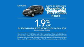 Honda Evento de Primavera el Garaje de Tus Sueños TV Spot, 'Limpieza: HR-V/CR-V/Pilot' [Spanish] [T2] - Thumbnail 8