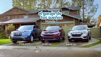 Honda Evento de Primavera el Garaje de Tus Sueños TV Spot, 'Limpieza: HR-V/CR-V/Pilot' [Spanish] [T2] - Thumbnail 7