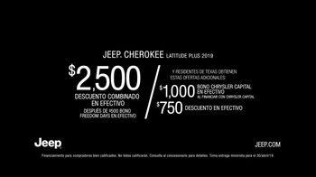 Días de Libertad Jeep TV Spot, 'Los SUV más premiados' canción de The Kills [Spanish] [T2] - Thumbnail 8