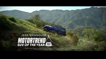 Días de Libertad Jeep TV Spot, 'Los SUV más premiados' canción de The Kills [Spanish] [T2] - Thumbnail 4