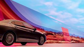 2019 Acura TLX TV Spot, 'By Design: Desert' Song by Ides of March [T2] - Thumbnail 4