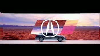 2019 Acura TLX TV Spot, 'By Design: Desert' Song by Ides of March [T2] - Thumbnail 7