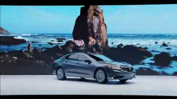 2019 Acura TLX TV Spot, 'By Design: Coast' Song by Ides of March [T2] - Thumbnail 6