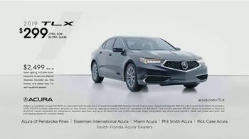 2019 Acura TLX TV Spot, 'Designed: South Florida' Song by Ides of March [T2] - Thumbnail 8