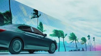 2019 Acura TLX TV Spot, 'Designed: South Florida' Song by Ides of March [T2]