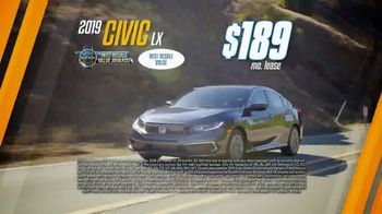 Honda Dream Garage Spring Event TV Spot, 'Final Days: Sedans' [T2] - Thumbnail 6
