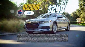 Honda Dream Garage Spring Event TV Spot, 'Final Days: Sedans' [T2] - Thumbnail 8