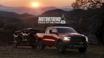 Ram Spring Sales Event TV Spot, 'Lead or Be Led: Capability' Song by A Thousand Horses [T2] - Thumbnail 7