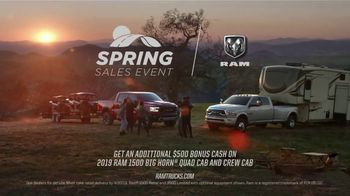 Ram Spring Sales Event TV Spot, 'Lead or Be Led: Capability' Song by A Thousand Horses [T2] - Thumbnail 8