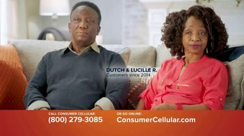 Consumer Cellular TV Spot, 'Customer Reviews'
