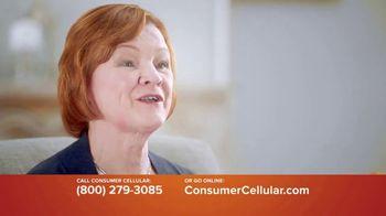 Consumer Cellular TV Spot, 'Customer Reviews: Plans $15+ a Month' - Thumbnail 4