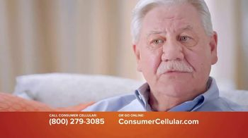 Consumer Cellular TV Spot, 'Customer Reviews: Plans $15+ a Month' - Thumbnail 5