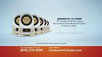 Consumer Cellular TV Spot, 'Customer Reviews: Plans $15+ a Month' - Thumbnail 6