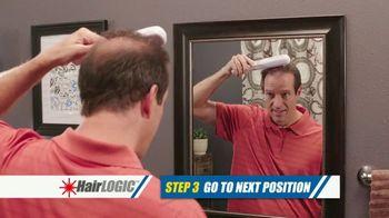 Hair Logic TV Spot, 'Thicker, Fuller Hair: $39.99' - Thumbnail 4