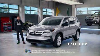 Honda Dream Garage Spring Event TV Spot, 'Pilot' Featuring James Hinchcliffe [T2] - 657 commercial airings