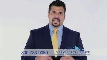 Paramount Tax Relief TV Spot, 'Resuelva su deuda de la IRS' [Spanish] - Thumbnail 1