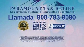 Paramount Tax Relief TV Spot, 'Resuelva su deuda de la IRS' [Spanish] - Thumbnail 7