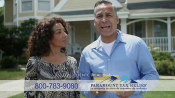 Paramount Tax Relief TV Spot, 'Resuelva su deuda de la IRS' [Spanish] - Thumbnail 3
