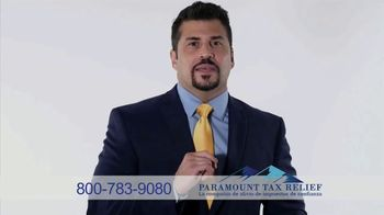 Paramount Tax Relief TV Spot, 'Resuelva su deuda de la IRS' [Spanish] - Thumbnail 4